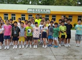 基督教少年軍訓練營