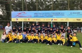 棒球隊觀賞《鳳凰盃》香港國際女子棒球錦標賽
