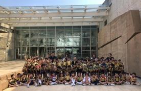 二年級跨學科主題學習參觀活動-香港濕地公園